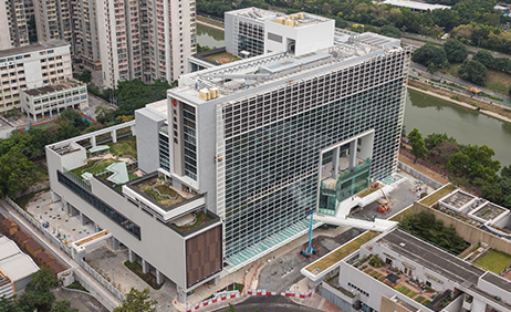 Service commencement of Tin Shui Wai Hospital